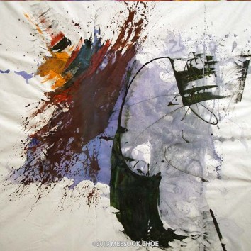 Untiled 54/Acrylic on Canvas