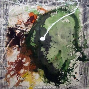 Untiled 56/Acrylic on Canvas