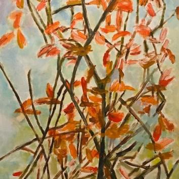 Untiled 39/Acrylic on Canvas