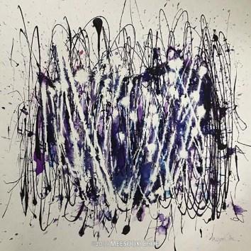 "Untiled 6/Acrylic on Canvas/36""X36"""